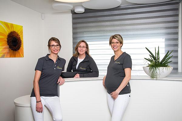 Service - Praxis für Zahnheilkunde Dr. med. dent. Eva Gärtner