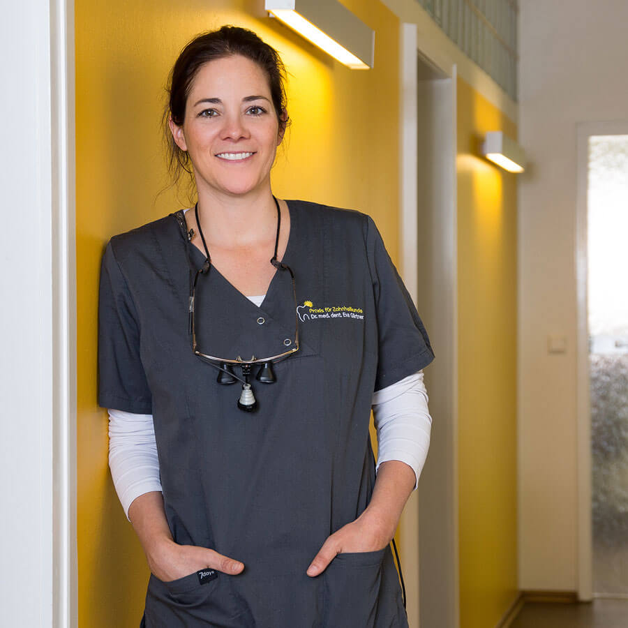 Dr. med. dent. Eva Gärtner Zahnarztpraxis Bretten