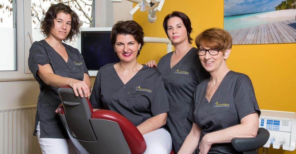 Prophylaxe Team - Praxis für Zahnheilkunde Dr. med. dent. Eva Gärtner